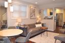 Dining and Living Combo - 1713 NEWTON ST NE, WASHINGTON