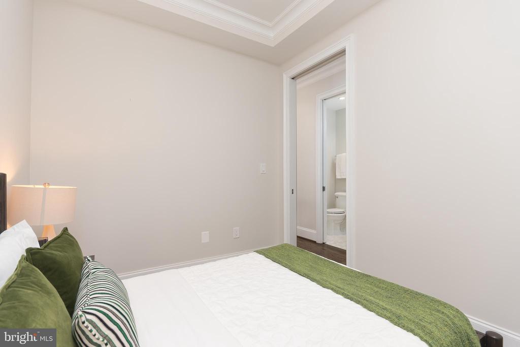 Bedroom 2 - 448 M ST NW #1, WASHINGTON