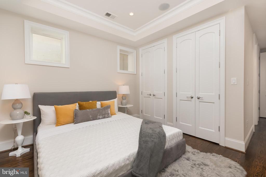 Master bedroom - 448 M ST NW #1, WASHINGTON