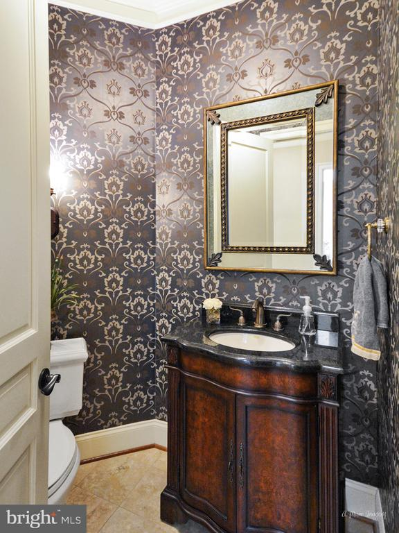 Main Level Powder Room - 2662 MONOCACY FORD RD, FREDERICK