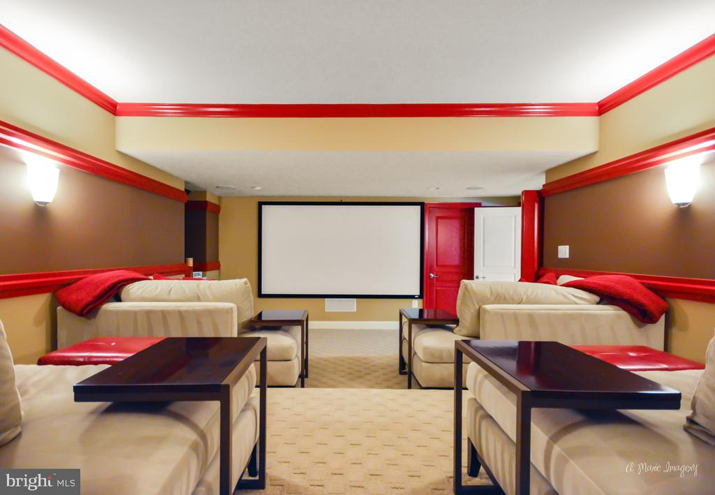 Media Room - 2662 MONOCACY FORD RD, FREDERICK