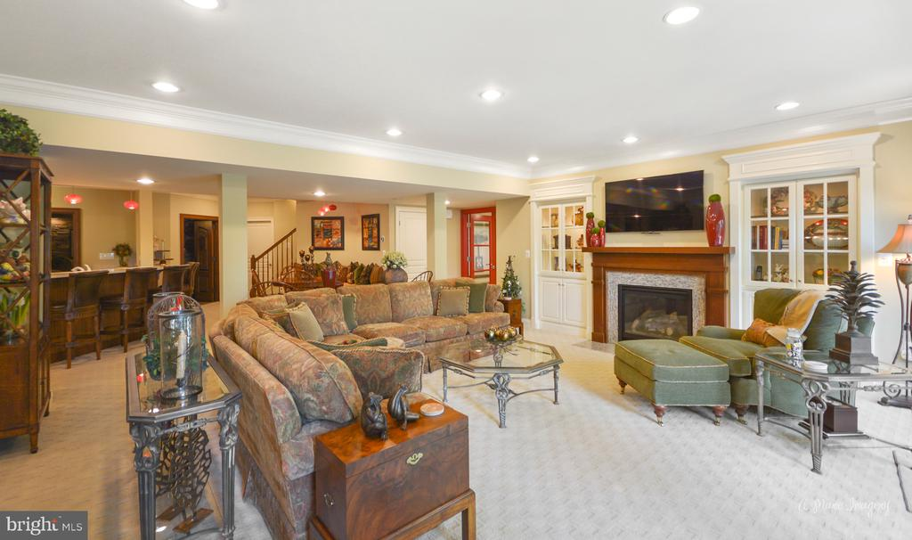 Lower Level Rec Room - 2662 MONOCACY FORD RD, FREDERICK