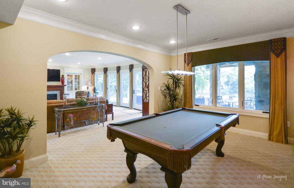 Billiards Room - 2662 MONOCACY FORD RD, FREDERICK