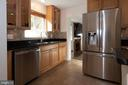Well Designed, Light Filled and Efficient Kitchen - 7308 FRANKLIN RD, ANNANDALE