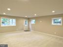 Outside Access from Recreation Room - 723 CARR AVE, ROCKVILLE
