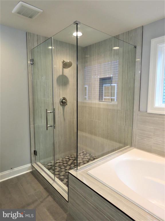 Owner's shower - 723 CARR AVE, ROCKVILLE