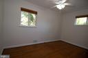 Second Main Level Bedroom - 7308 FRANKLIN RD, ANNANDALE