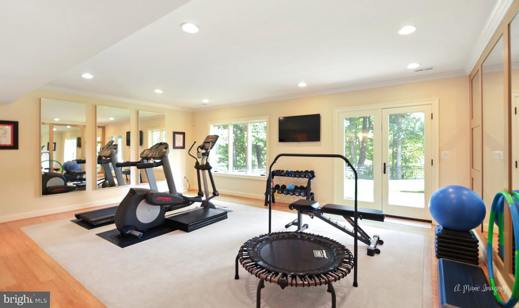 Home Gym - 2662 MONOCACY FORD RD, FREDERICK
