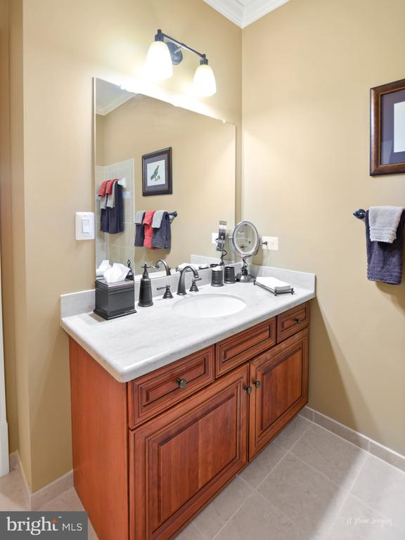 Bedroom #4 en-suite Bathroom - 2662 MONOCACY FORD RD, FREDERICK