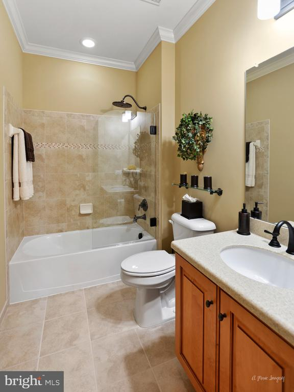Bedroom #2 en-suite Bathroom - 2662 MONOCACY FORD RD, FREDERICK