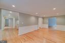 Generously sized formal dining room - 3822 KING ARTHUR RD, ANNANDALE