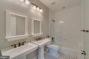 Upper-Level Second Full Bath - 3822 KING ARTHUR RD, ANNANDALE