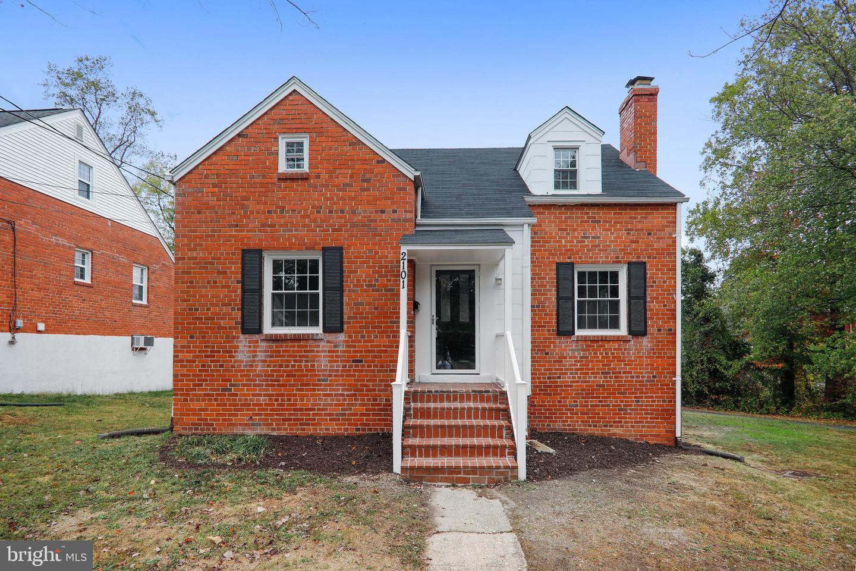 Single Family Homes для того Продажа на District Heights, Мэриленд 20747 Соединенные Штаты