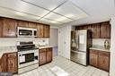 All new stainless steel appliances - 1209 GOTH LN, SILVER SPRING