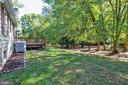 Lawn and park like setting. - 1209 GOTH LN, SILVER SPRING
