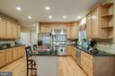 Gorgeous Gourmet Kitchen - 3 BULLRUSH CT, STAFFORD