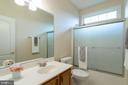 Guest bath - 3 BULLRUSH CT, STAFFORD
