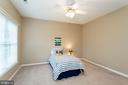 Upper level bedroom - 3 BULLRUSH CT, STAFFORD