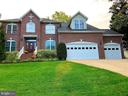 Brick front Colonial in Augustine North - 3 BULLRUSH CT, STAFFORD