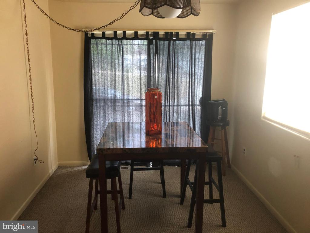 Dinning room - 420 53RD ST SE, WASHINGTON