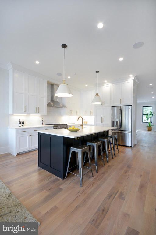 Tall & Bright- a pro-grade demonstration kitchen! - 1432 1/2 G ST SE, WASHINGTON