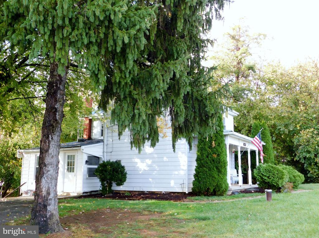 Side Exterior - 2083 BERRYVILLE PIKE, RIPPON