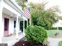 Front Porch - 2083 BERRYVILLE PIKE, RIPPON