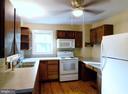 Kitchen - 2083 BERRYVILLE PIKE, RIPPON