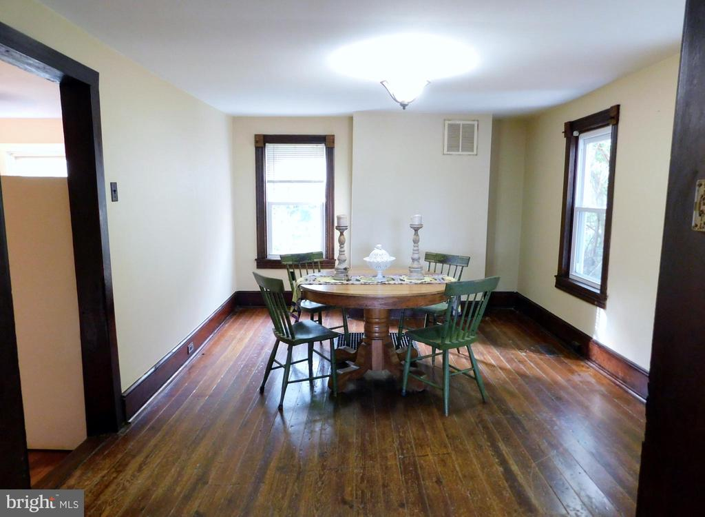 Dining Room - 2083 BERRYVILLE PIKE, RIPPON