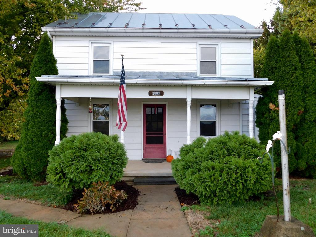 Exterior Front - 2083 BERRYVILLE PIKE, RIPPON