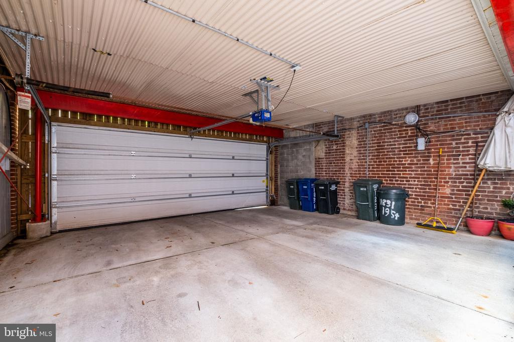 Two Car Overhead Garage - 1831 19TH ST NW, WASHINGTON