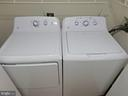 MAIN FLOOR LAUNDRY ROOM - 900 ROSEMERE AVE, SILVER SPRING