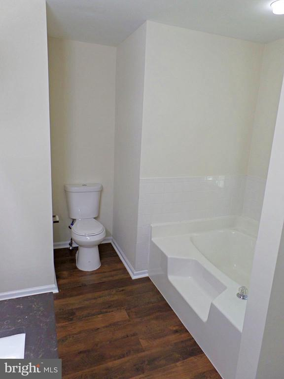 MASTER~ TOILET - 900 ROSEMERE AVE, SILVER SPRING