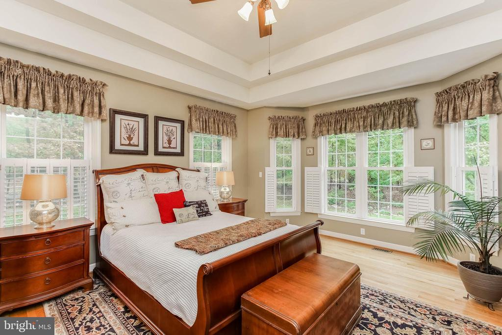 Master Bedroom on Main Level - 8240 EDGEWOOD CHURCH RD, FREDERICK