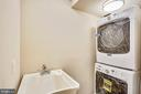 Lower level laundry room. Another on the upper lvl - 315 SCOTT DR, SILVER SPRING