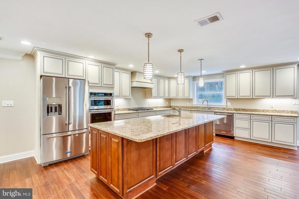 Gorgeous kitchen for any cook or baker - 315 SCOTT DR, SILVER SPRING