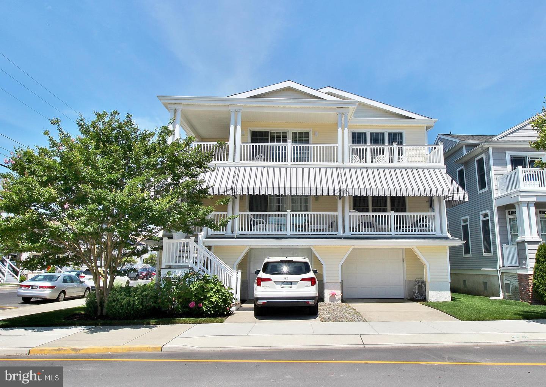 Single Family Homes のために 売買 アット Ocean City, ニュージャージー 08226 アメリカ