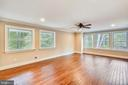 Main level Owner's Suite. 2nd Suite upstairs too - 315 SCOTT DR, SILVER SPRING