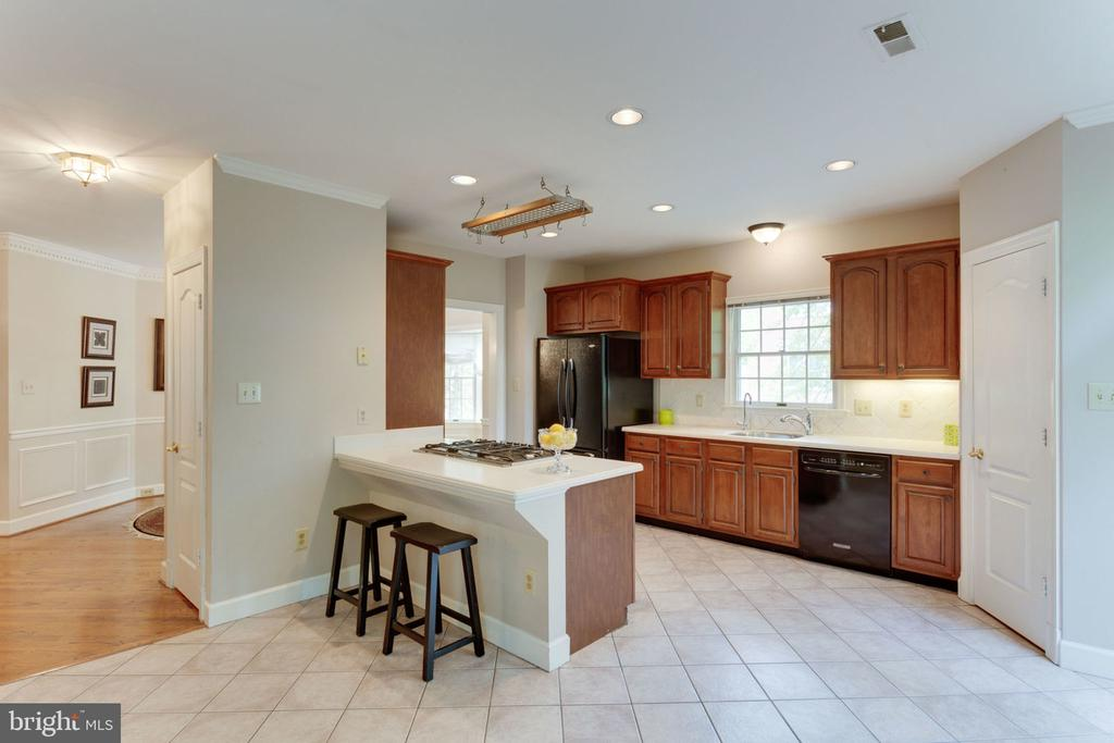 Lots of Space to Entertain!! - 8178 MADRILLON CT, VIENNA
