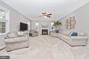Brand new carpet - 10303 ILIAMNA CT, NEW MARKET