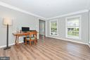 All blinds and drapery convey - 10303 ILIAMNA CT, NEW MARKET