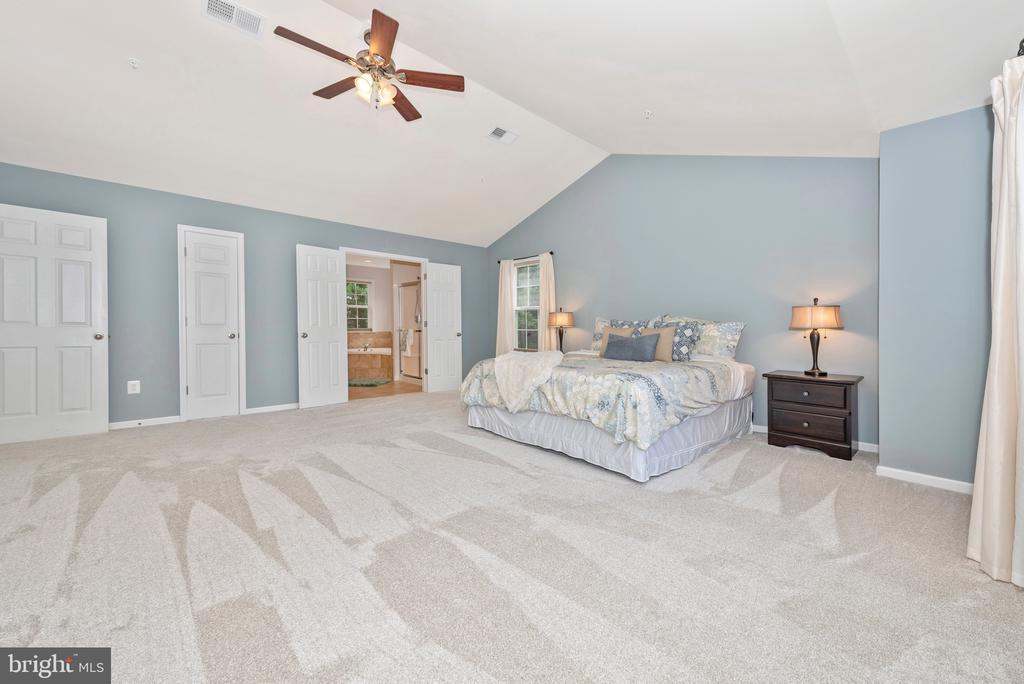 Beautiful brand new carpet - 10303 ILIAMNA CT, NEW MARKET