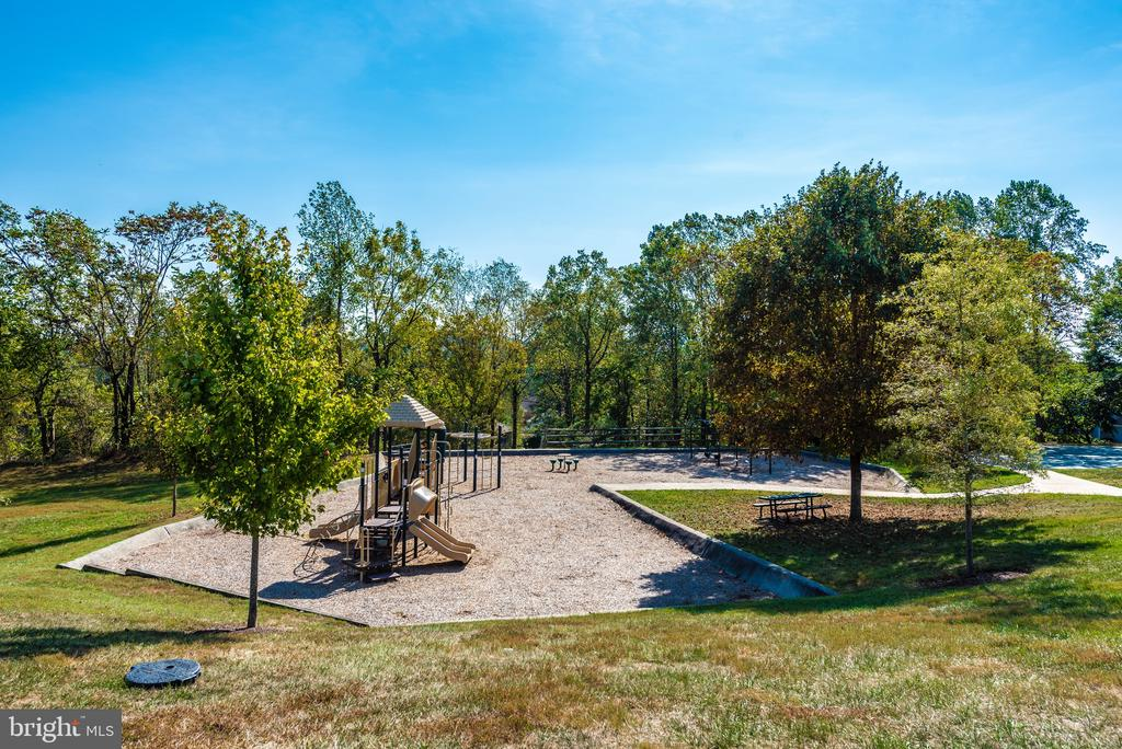 Walk to park~and tennis courts - 10303 ILIAMNA CT, NEW MARKET