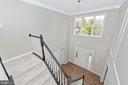 Vaulted entry - 10303 ILIAMNA CT, NEW MARKET