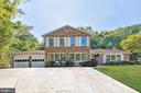 Beautiful Colonial sits atop a slight incline! - 1209 GOTH LN, SILVER SPRING
