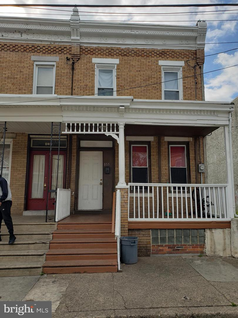 Single Family Homes للـ Sale في Camden, New Jersey 08103 United States