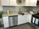 New Granite Countertops, New  Cabinets - 2411 S MONROE ST, ARLINGTON