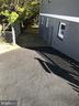Asphalt Driveway with  Gate to Backyard - 2411 S MONROE ST, ARLINGTON