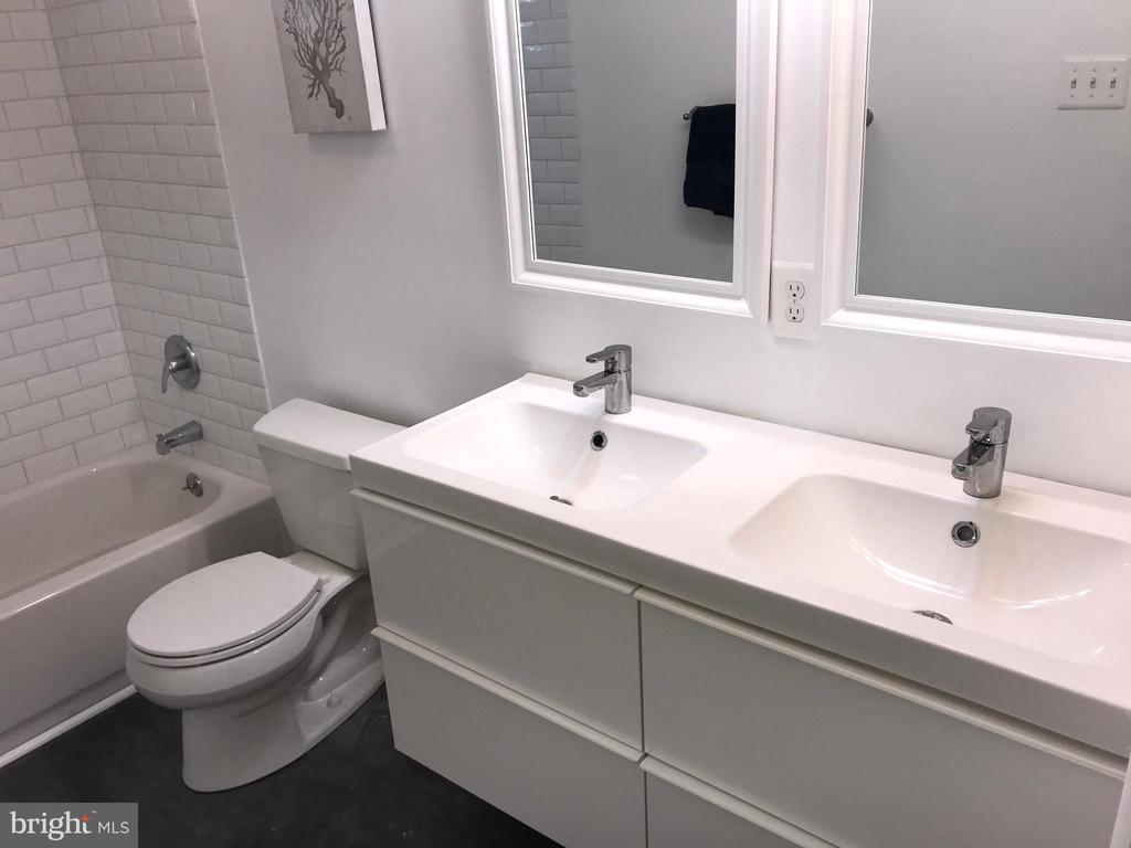 New Dual Vanities and Dual Sinks - 2411 S MONROE ST, ARLINGTON