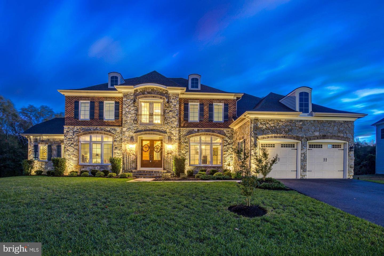 Single Family Homes 為 出售 在 Upper Marlboro, 馬里蘭州 20774 美國
